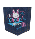 Cheer Bunny Pocket