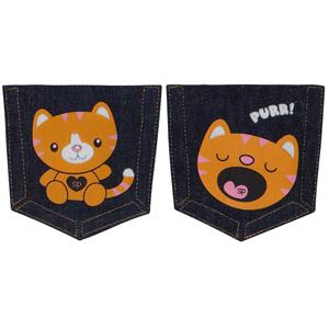 Kitties Pocket Pair