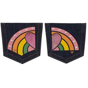 Rainbow Pocket Pair
