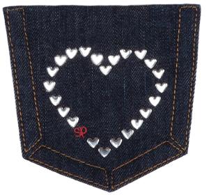 Heart of Hearts Pocket